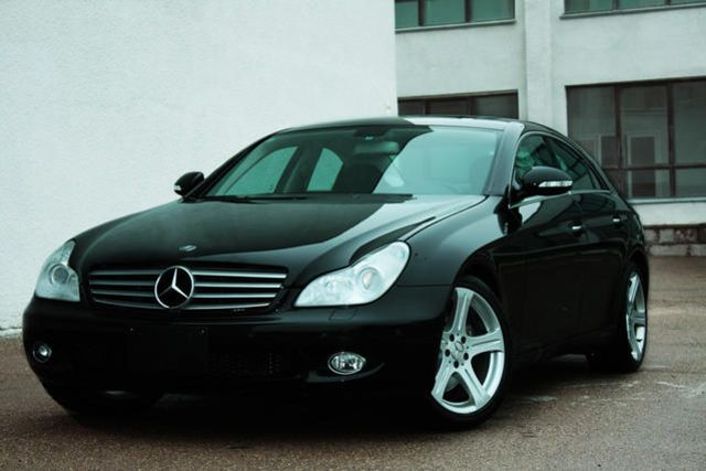 2005 mercedes benz cls class photos. Black Bedroom Furniture Sets. Home Design Ideas