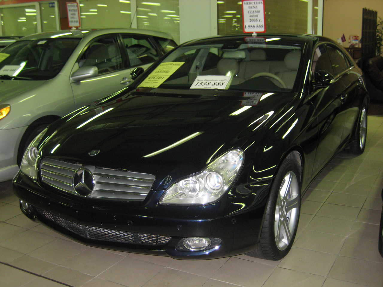 2005 mercedes benz cls class pictures automatic for sale. Black Bedroom Furniture Sets. Home Design Ideas