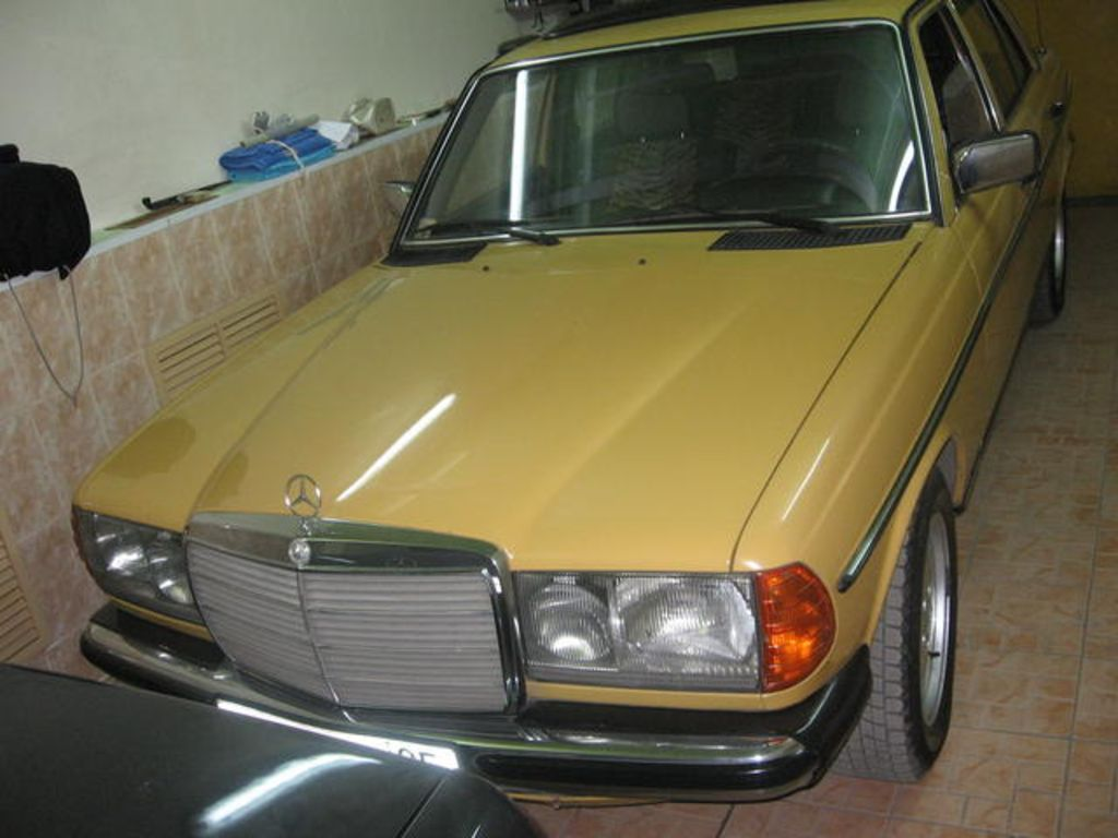1980 Mercedes Benz E Class For Sale