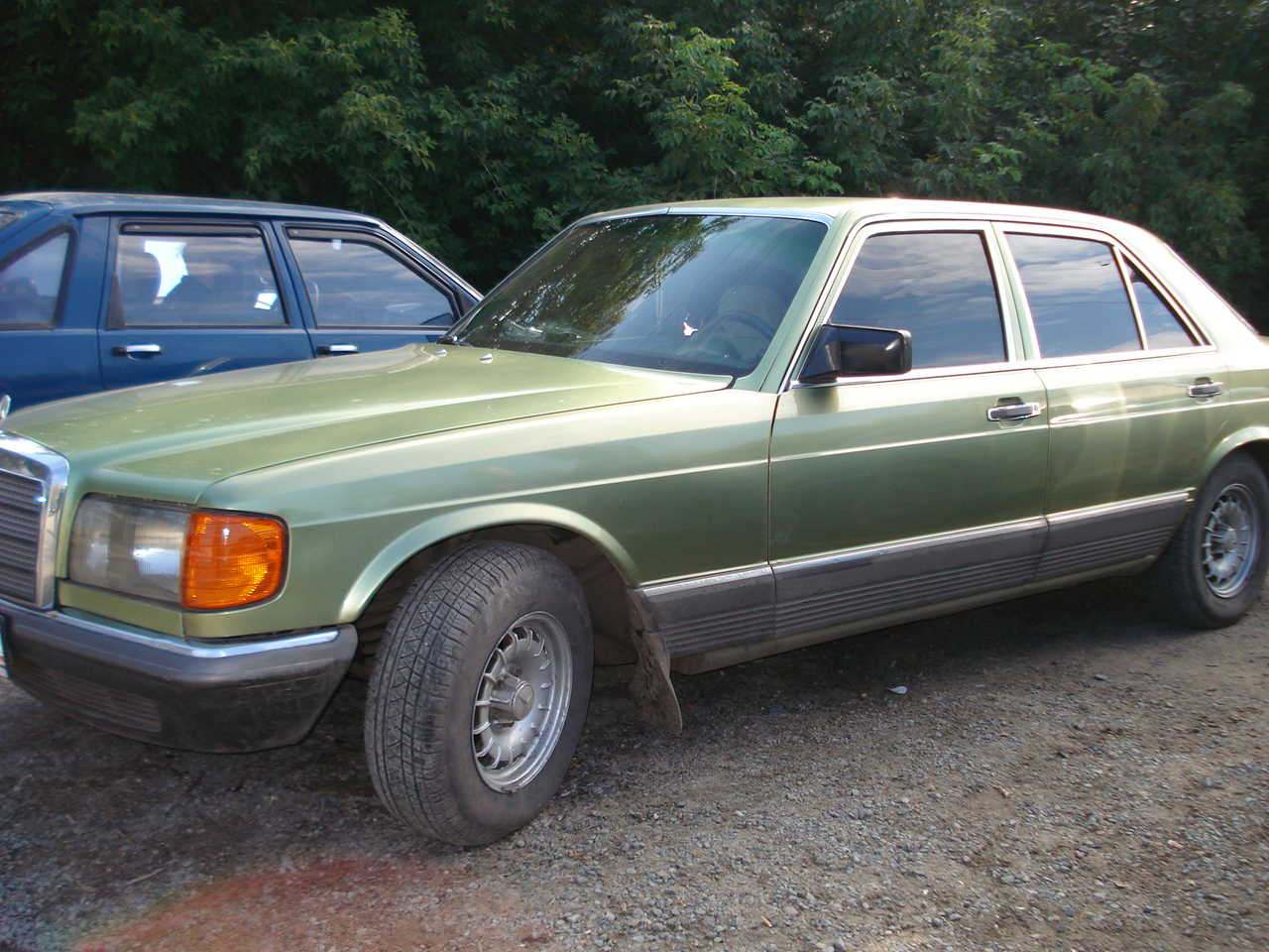 1984 mercedes benz e class pictures 2800cc automatic for How long does it take to build a mercedes benz