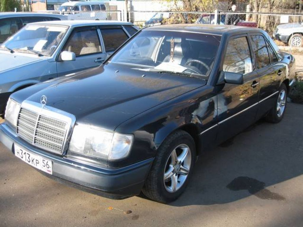 1990 mercedes benz e class pics for How much is a 1990 mercedes benz worth