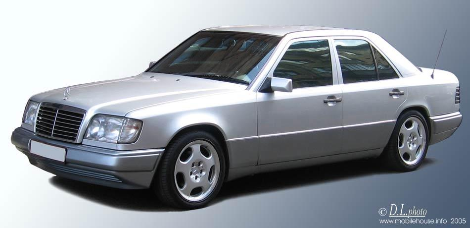 Used 1990 mercedes benz e class photos 2600cc gasoline for How long does it take to build a mercedes benz