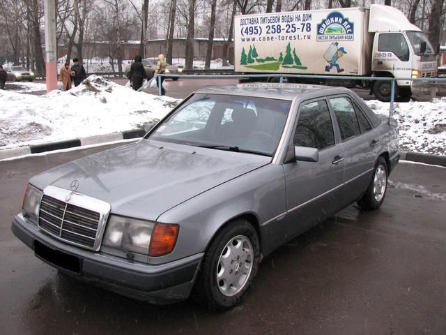 Service manual how to learn everything about cars 1991 for Mercedes benz e learning