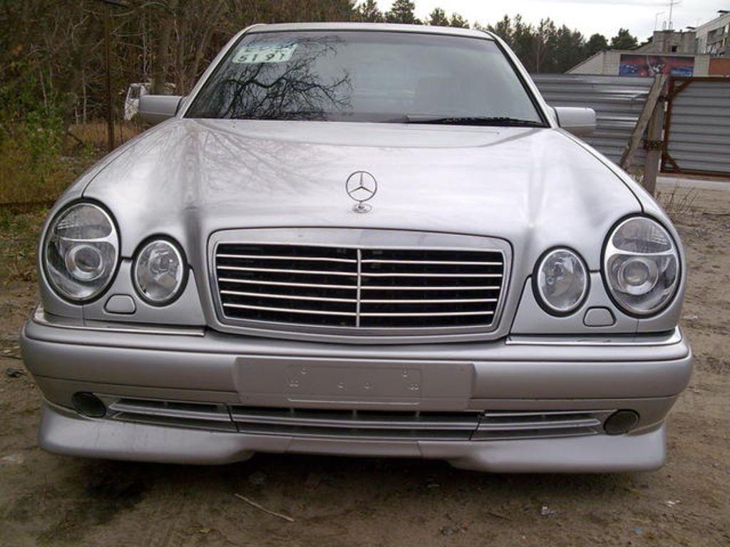 Used 1997 Mercedes Benz E-class Photos