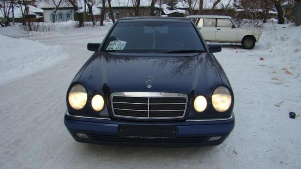 1997 Mercedes Benz E Class For Sale