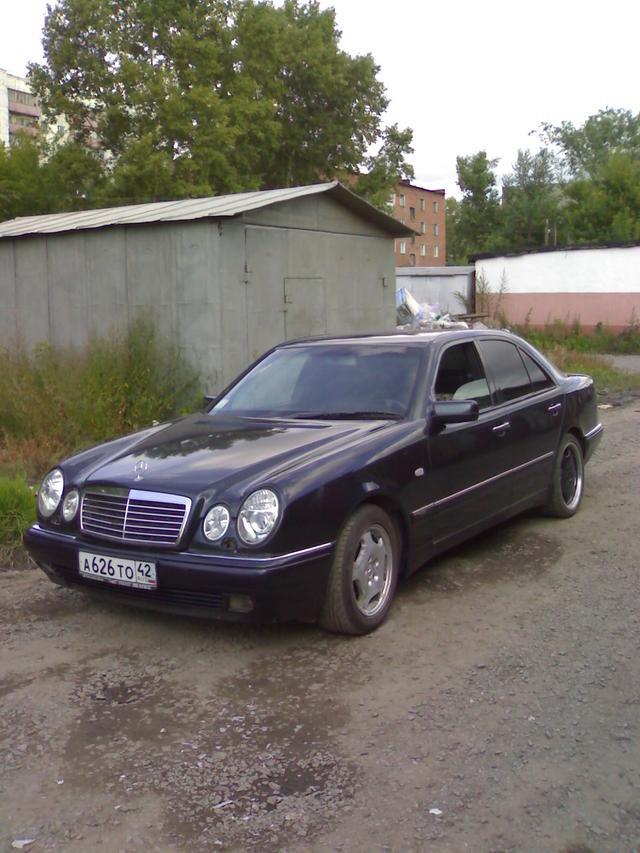 1997 mercedes benz e class pictures 3200cc gasoline fr for Mercedes benz e320 1997