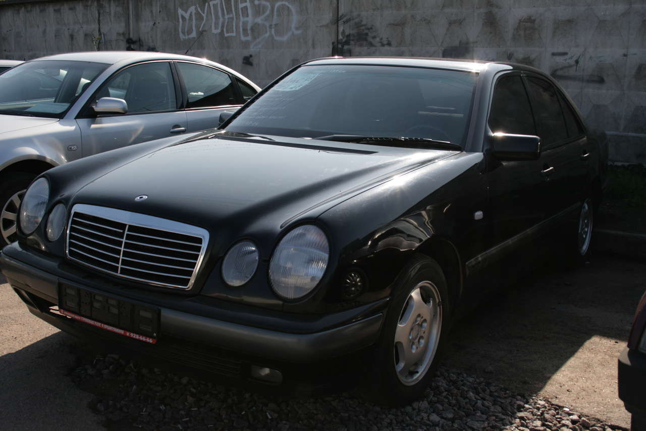 1998 mercedes benz e class pictures 2000cc for sale for Mercedes benz s class 1998