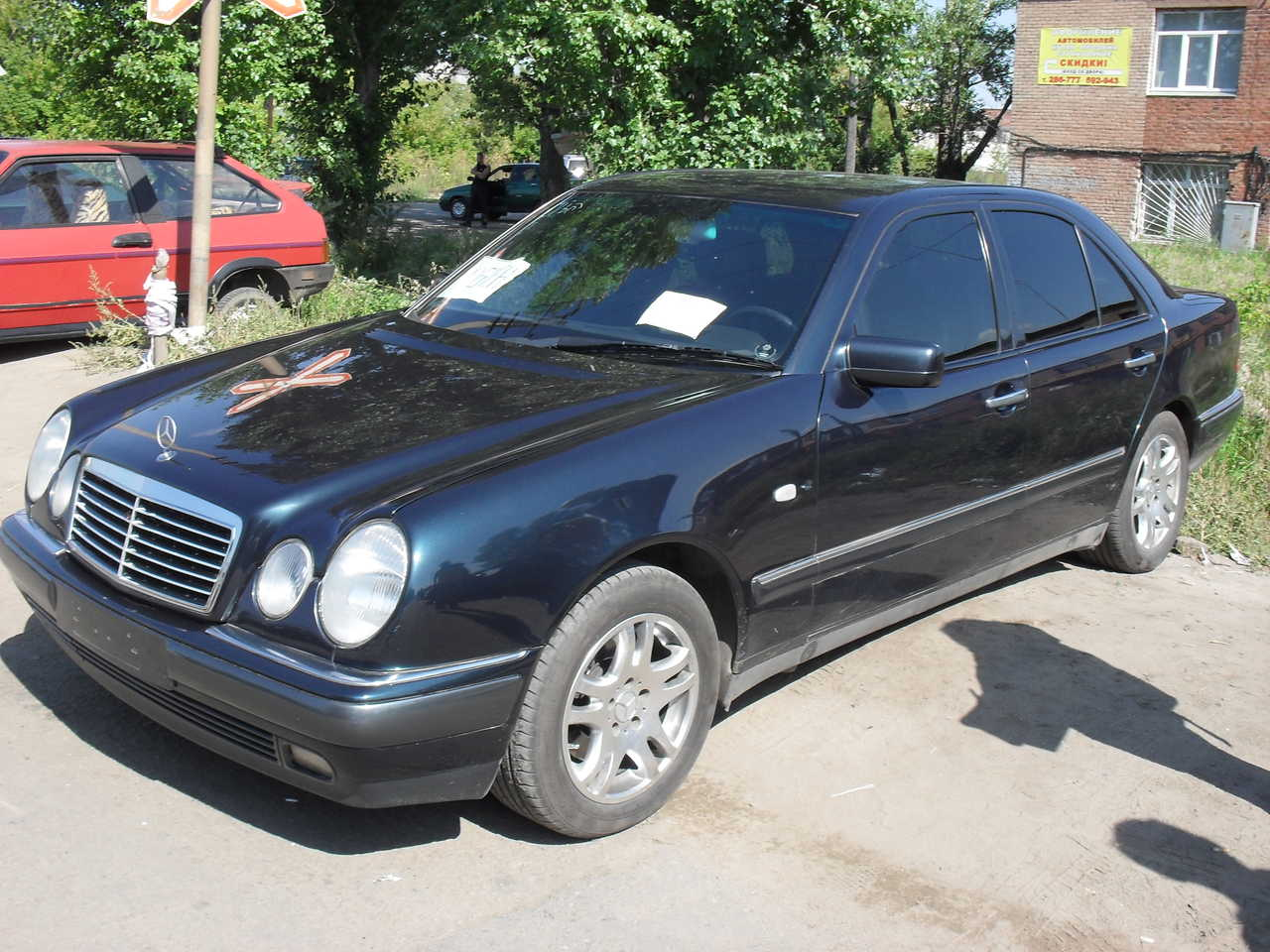 1999 mercedes benz e class pictures 2000cc for sale. Black Bedroom Furniture Sets. Home Design Ideas
