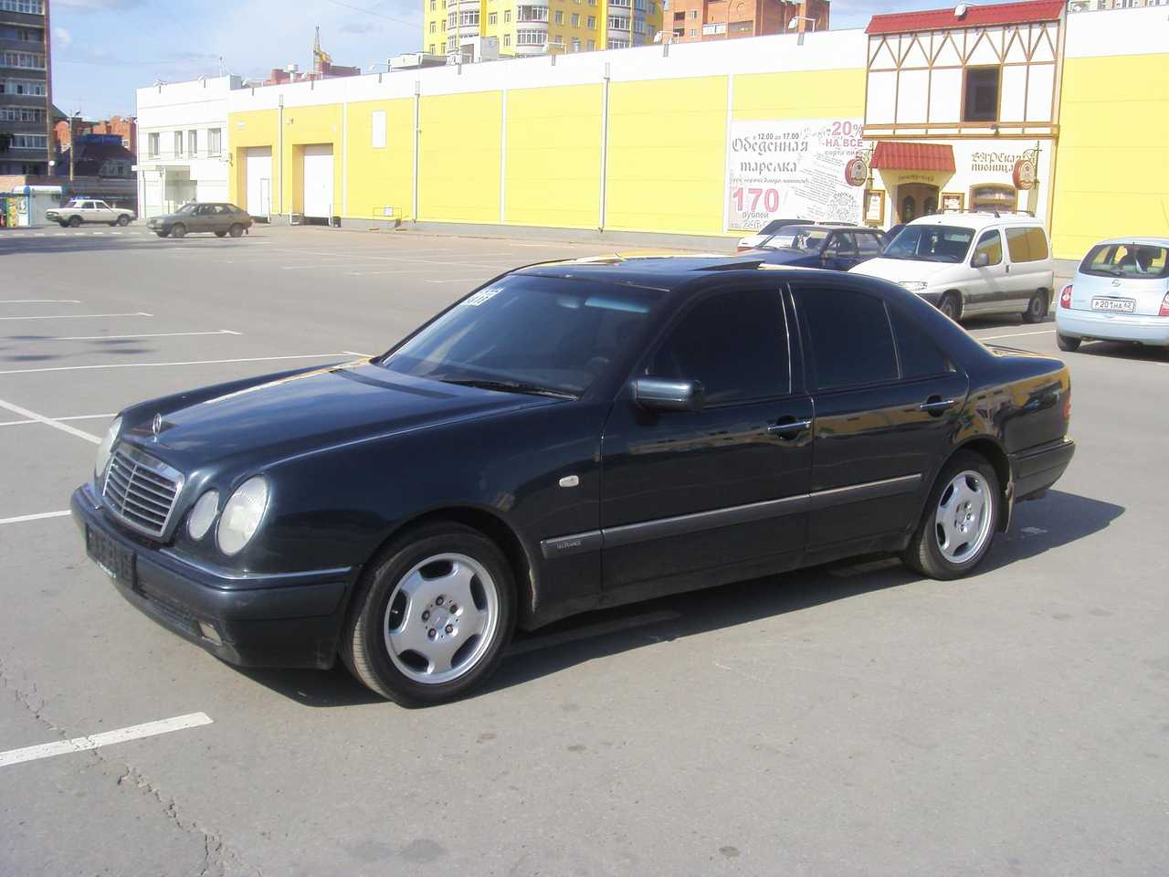 1999 mercedes benz e class pictures gasoline fr or rr automatic for sale. Black Bedroom Furniture Sets. Home Design Ideas