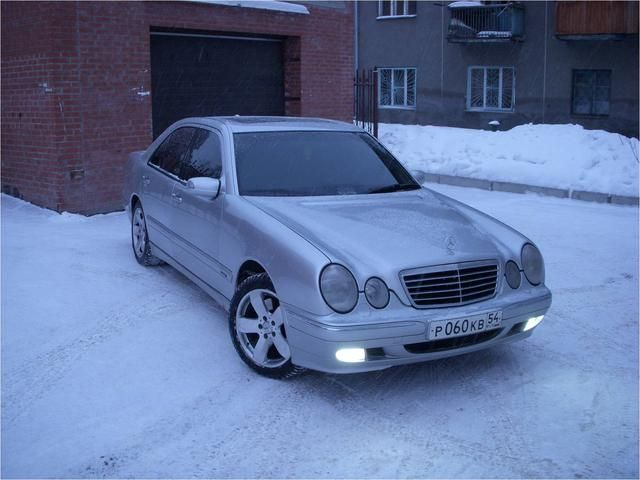 2000 mercedes benz e class for sale for Mercedes benz 2000 e320