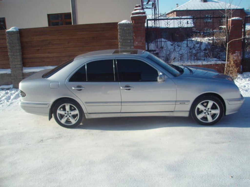 2000 mercedes benz e class for sale