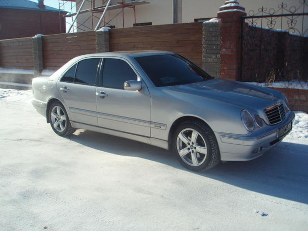 2000 mercedes benz e class wallpapers for 2000 mercedes benz e class e320