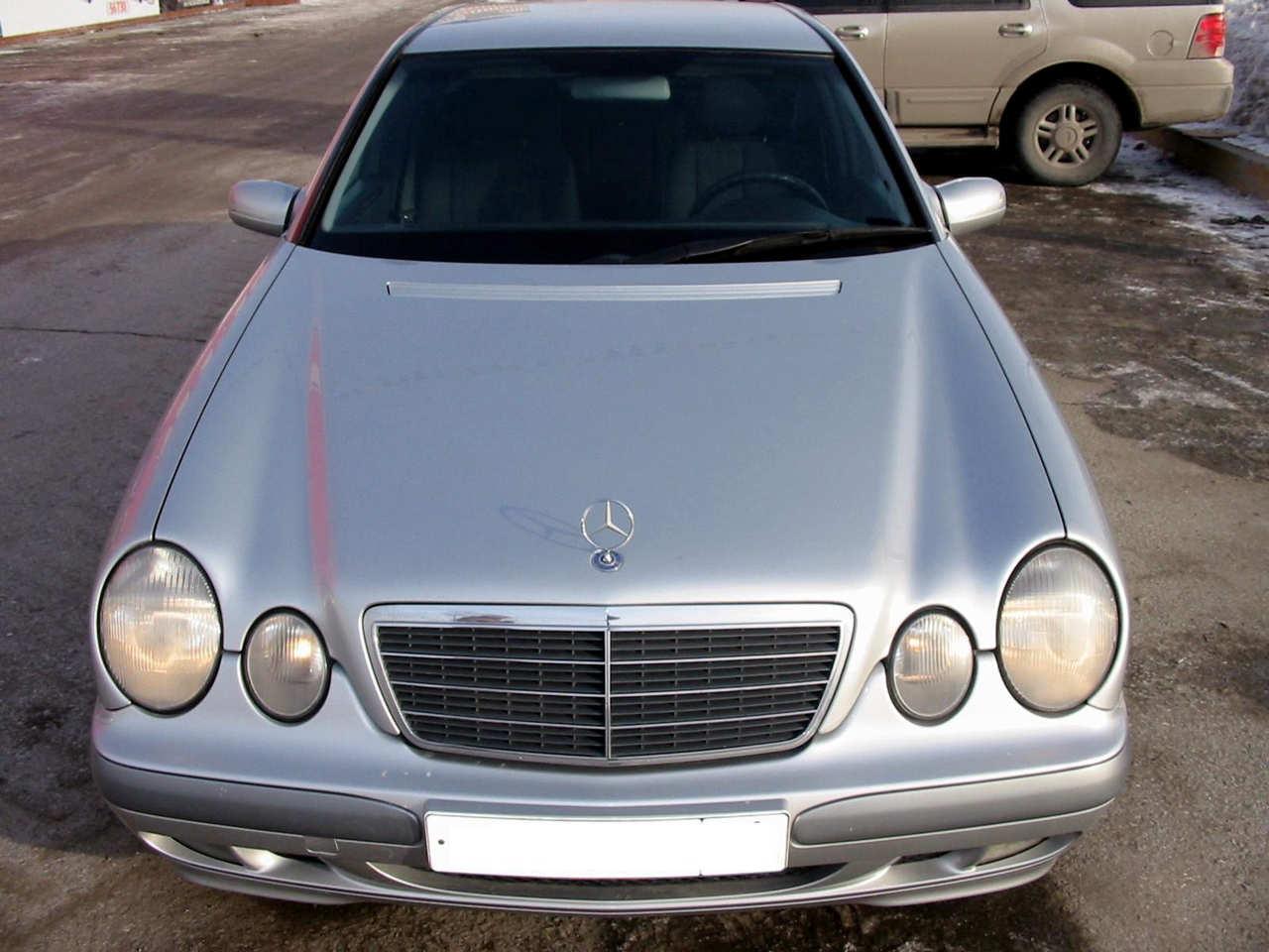 2000 mercedes benz e class pictures 2200cc diesel fr for 2000 mercedes benz e class