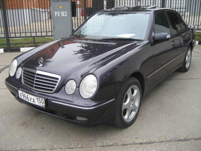 2000 mercedes benz e class pictures 2400cc automatic for Mercedes benz 2000 e320