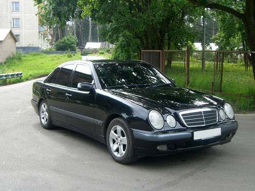 2001 mercedes benz e class for sale 2600cc gasoline fr or rr automatic for sale. Black Bedroom Furniture Sets. Home Design Ideas