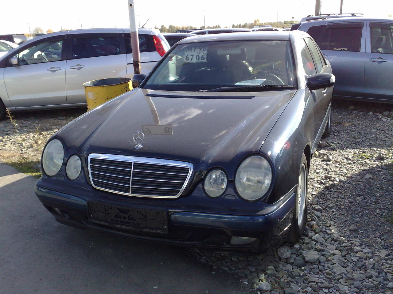 2001 mercedes benz e class photos 2 8 gasoline fr or rr for 2001 mercedes benz e320