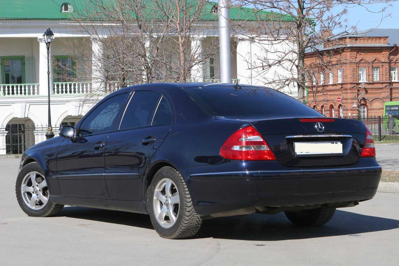 2002 mercedes benz e class images 2600cc gasoline fr for Mercedes benz 2002 e class