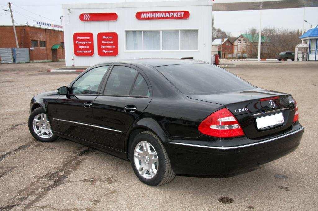Used 2005 mercedes benz e class photos 2600cc gasoline for Mercedes benz e class 2005