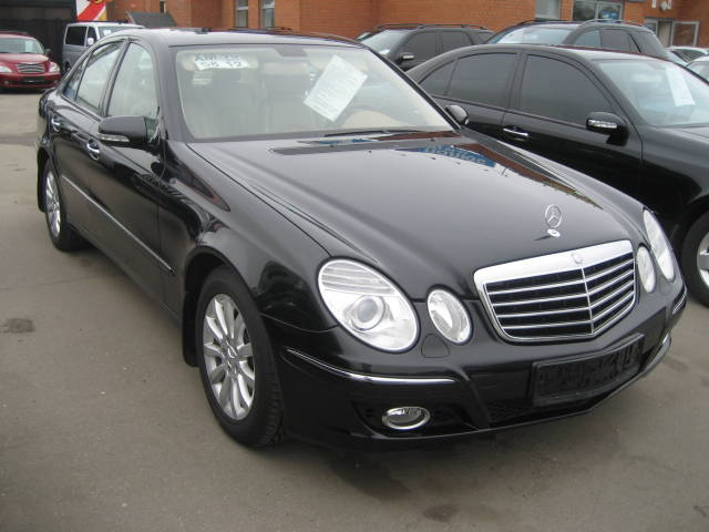 2006 mercedes benz e class pictures 2800cc automatic for sale. Black Bedroom Furniture Sets. Home Design Ideas