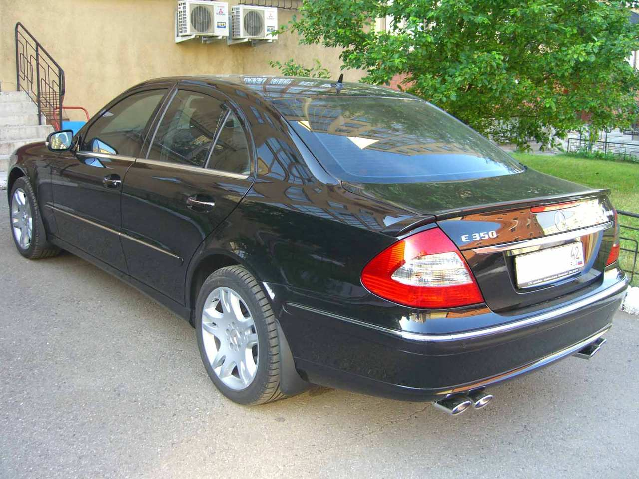 2007 Mercedes Benz E Class For Sale 3495cc Gasoline