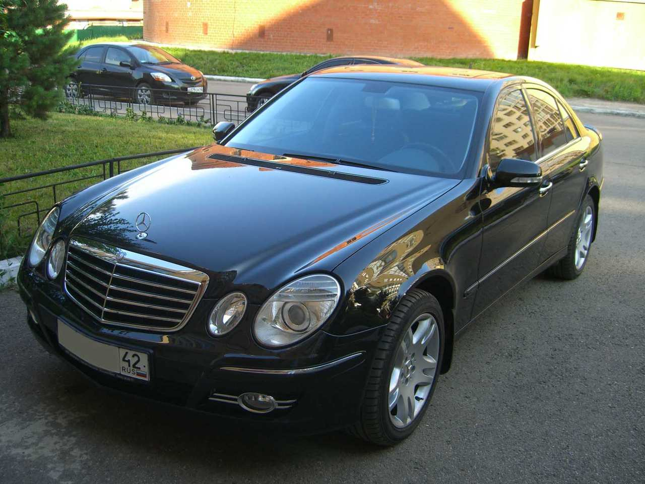 used 2007 mercedes benz e class photos 3495cc gasoline. Black Bedroom Furniture Sets. Home Design Ideas