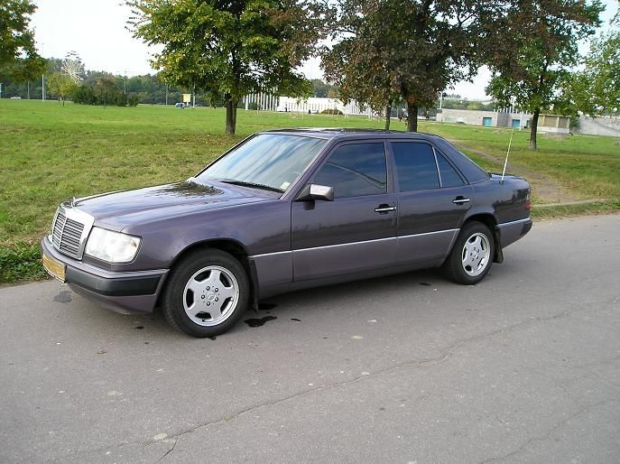 1993 Mercedes Benz E220 Pictures 2200cc Gasoline Fr Or Rr Automatic For Sale