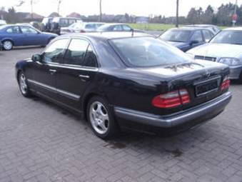 2000 mercedes benz e220 pictures fr or rr automatic for sale. Black Bedroom Furniture Sets. Home Design Ideas