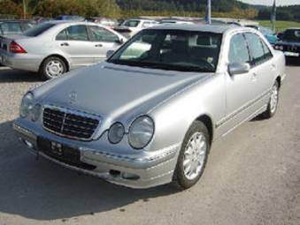 2000 mercedes benz e220 for sale for sale. Black Bedroom Furniture Sets. Home Design Ideas