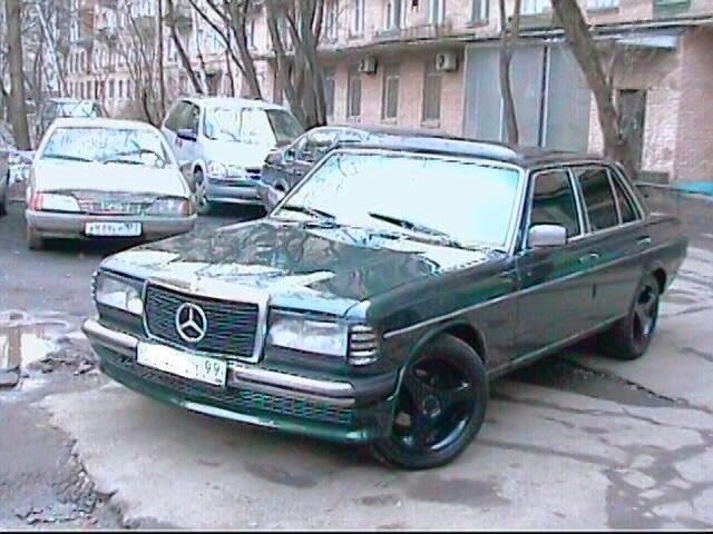 1981 mercedes benz e230 pictures for Mercedes benz e230