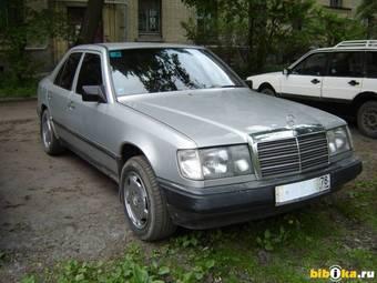 1987 mercedes benz e230 photos 2 3 gasoline fr or rr for Mercedes benz e230