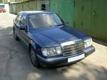1990 mercedes benz e230 pictures gasoline fr or for Mercedes benz e230