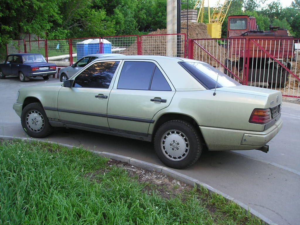 1990 mercedes benz e230 pictures 2000cc gasoline fr or for Mercedes benz e230