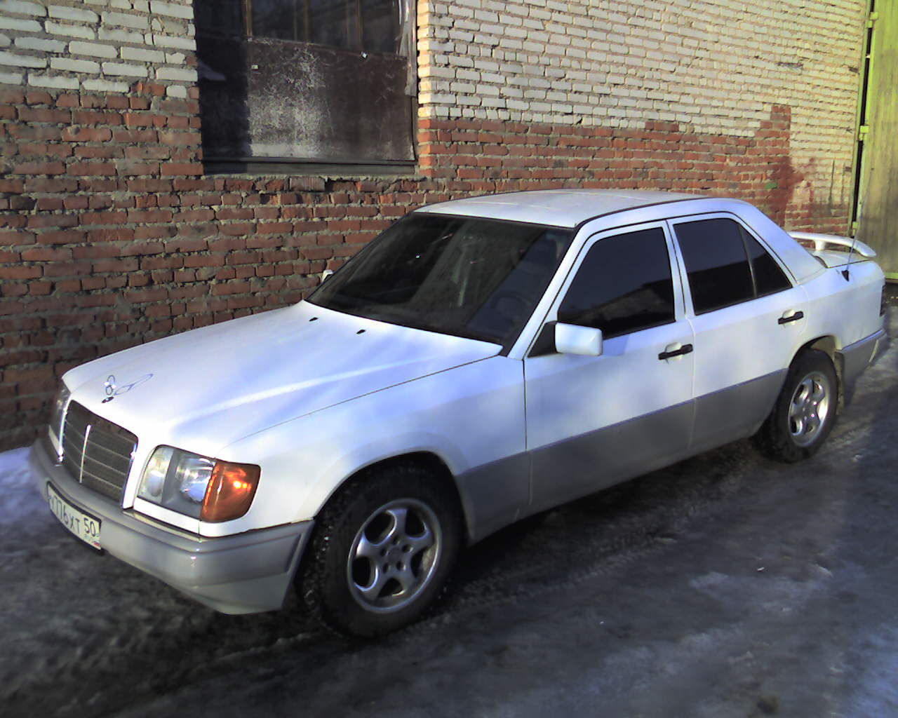 1992 mercedes benz e230 pictures for sale