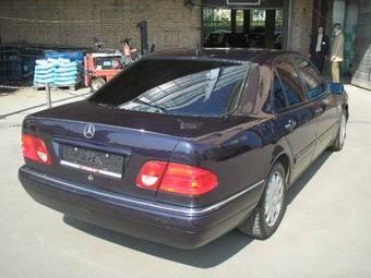 1998 Mercedes Benz E240 Pics For Sale