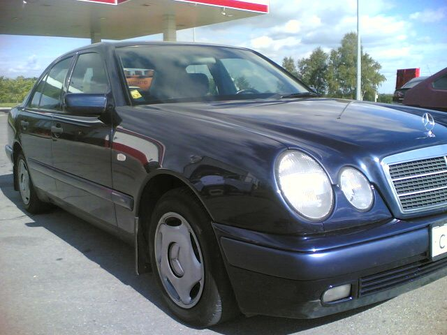 1999 mercedes benz e240 pictures 2400cc gasoline fr or for E240 mercedes benz