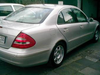 2002 Mercedes Benz E240 Photos 2400cc Gasoline Fr Or