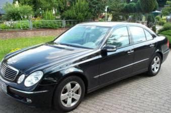 2002 Mercedes Benz E240 Pictures Gasoline Fr Or Rr