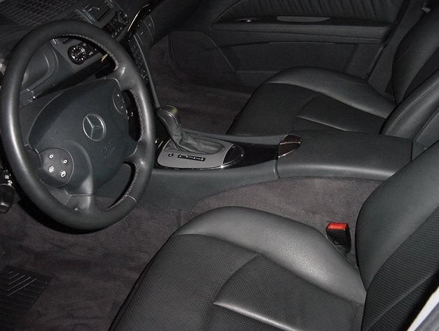 Mercedes Benz E240. 2002 Mercedes Benz E240