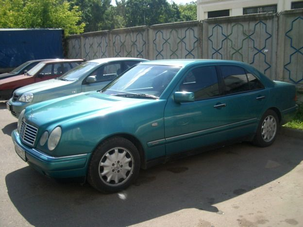 1997 mercedes benz e280 pictures 2800cc gasoline fr or for Mercedes benz e320 transmission problems