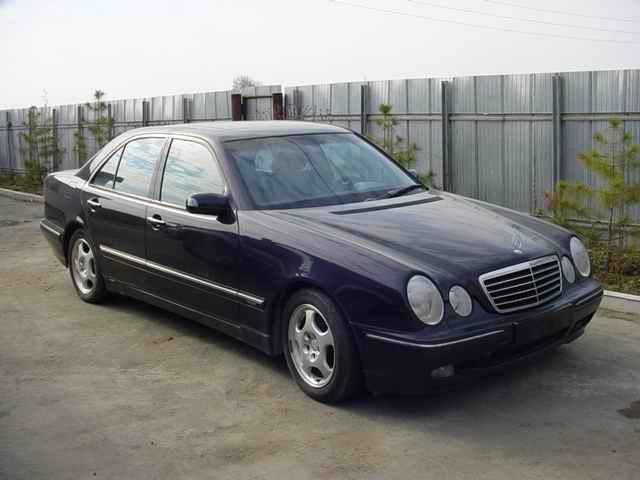 1999 mercedes benz e320 pictures
