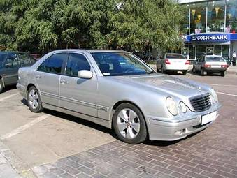 2001 mercedes benz e320 photos 3 2 gasoline fr or rr for 2001 mercedes benz e320