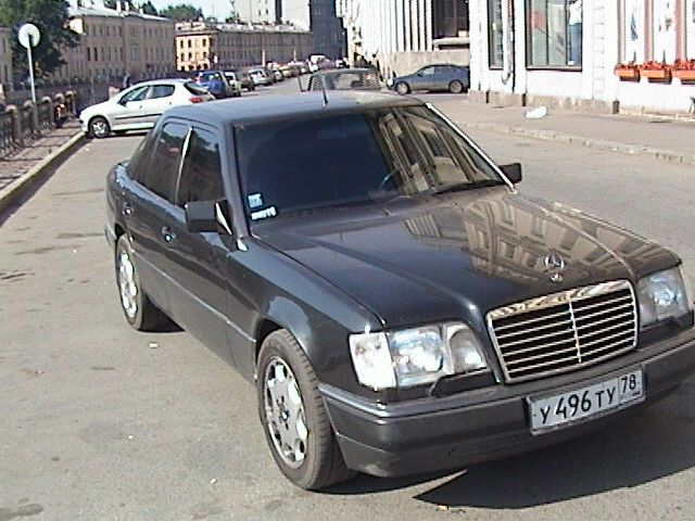1995 mercedes benz e420 pictures gasoline automatic for sale. Black Bedroom Furniture Sets. Home Design Ideas