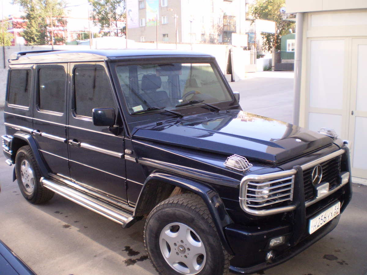 used 1991 mercedes benz g class photos 3000cc gasoline automatic for sale. Black Bedroom Furniture Sets. Home Design Ideas