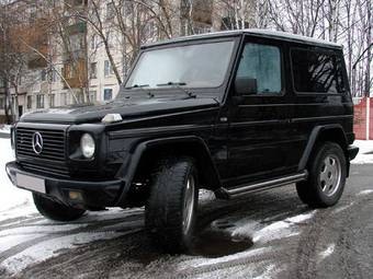 1994 mercedes benz g-class for sale, 3.2, gasoline, automatic for sale