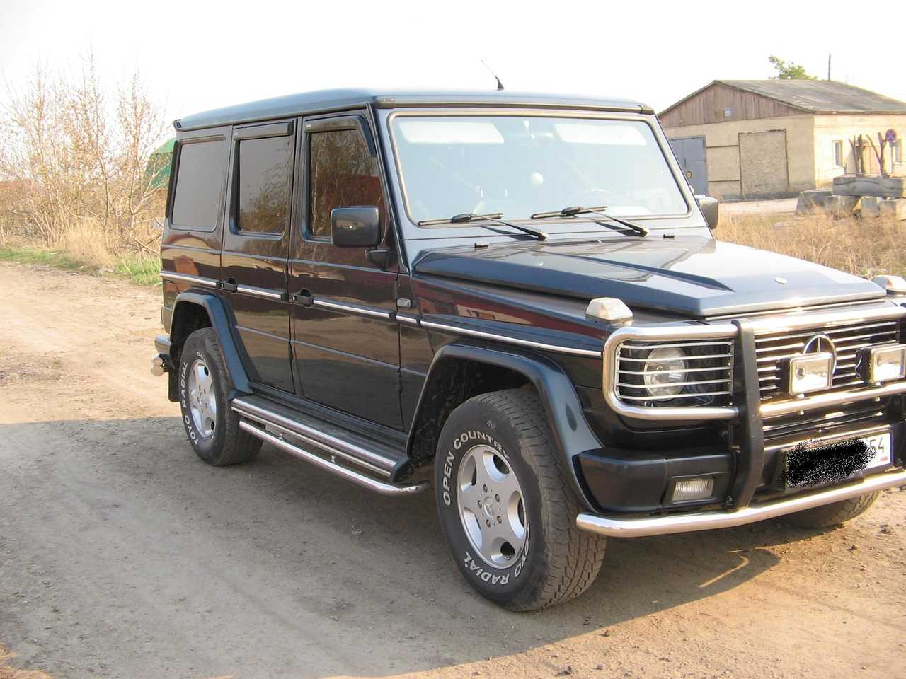 1996 mercedes benz g class for sale 3200cc gasoline