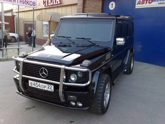 Used 1997 mercedes benz g class photos 5800cc gasoline for Used g class mercedes benz