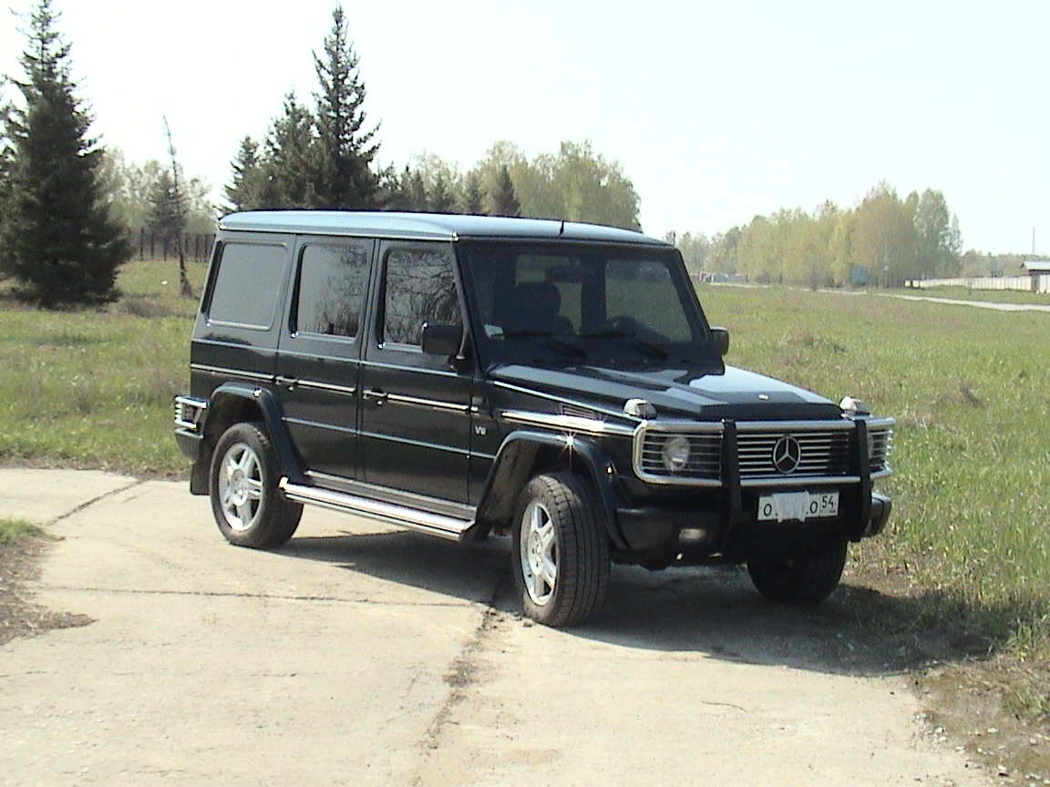 Mercedes benz g class related images start 300 weili for Used mercedes benz g500