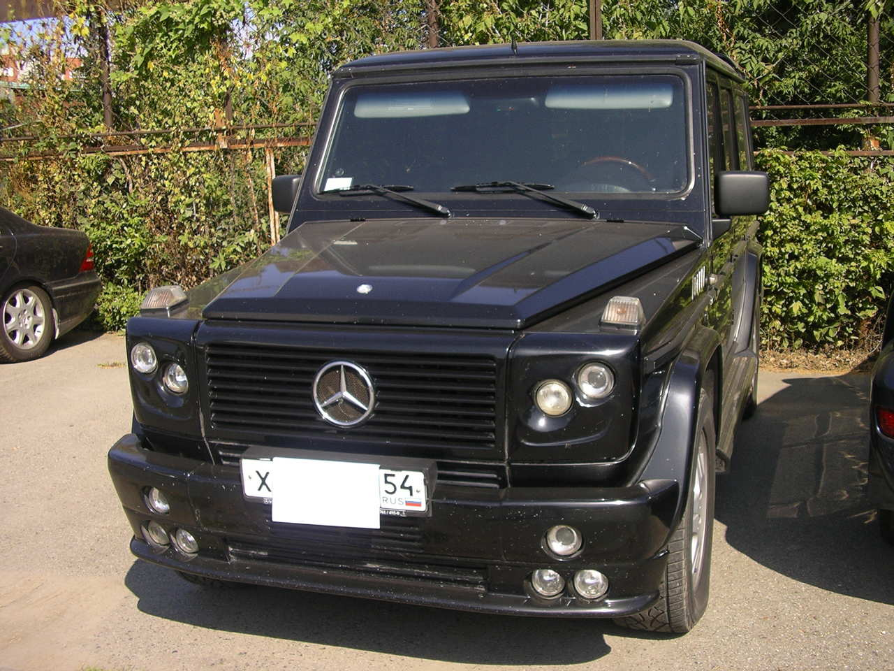 used 1998 mercedes benz g class photos 5000cc gasoline