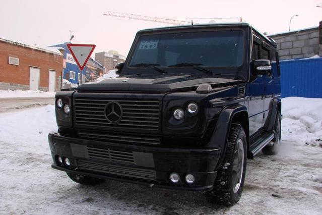 used 1999 mercedes benz g class photos 5000cc gasoline automatic for sale. Black Bedroom Furniture Sets. Home Design Ideas