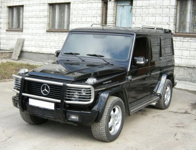 Used 1999 Mercedes Benz G Class Photos 3000cc Diesel
